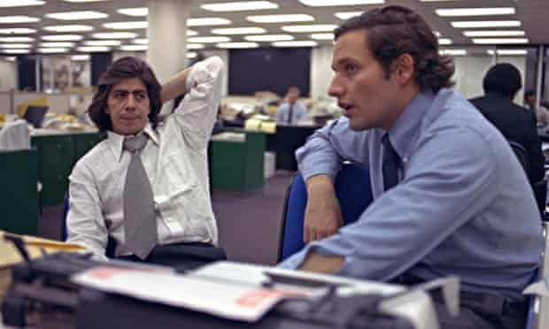 Carl Bernstein Bob Woodward Washington Post watergate