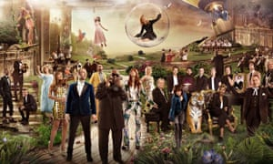 God Only Knows stars