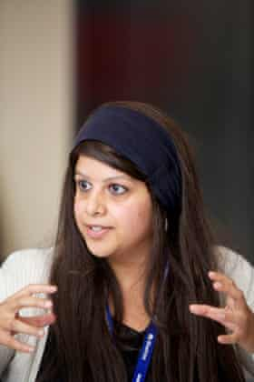 Dr Parveen Akhtar, British Academy RT 5