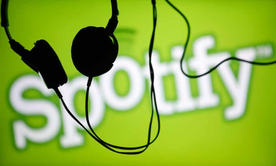 Spotify reported a profit in the UK for the first time in 2013