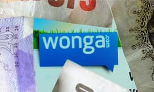 Wonga TV ad banned