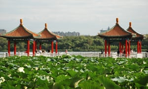 Changchung in China