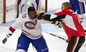 PK Subban is one of four Canadiens alternate captains.