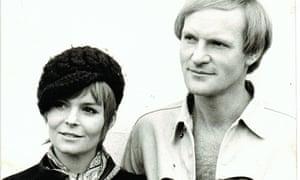 Isla Blair and Julian Glover in 1968