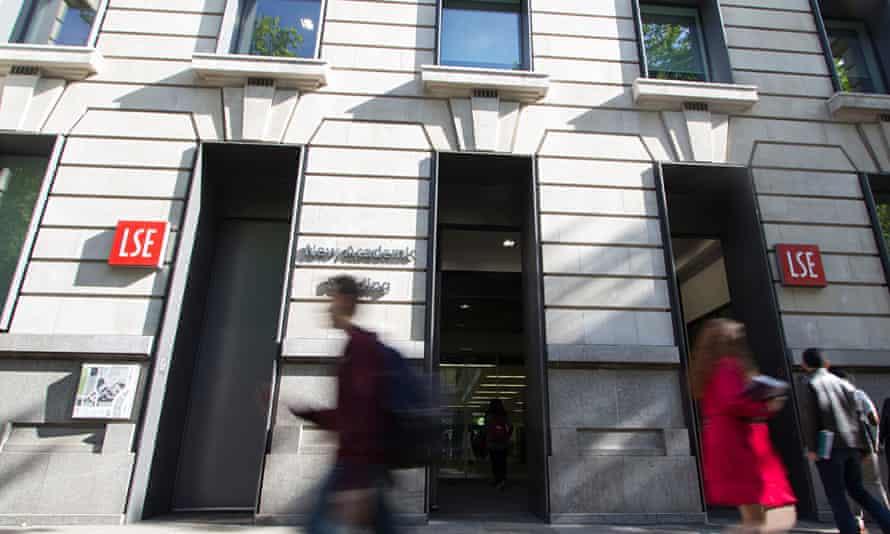 London school of economics LSE, London
