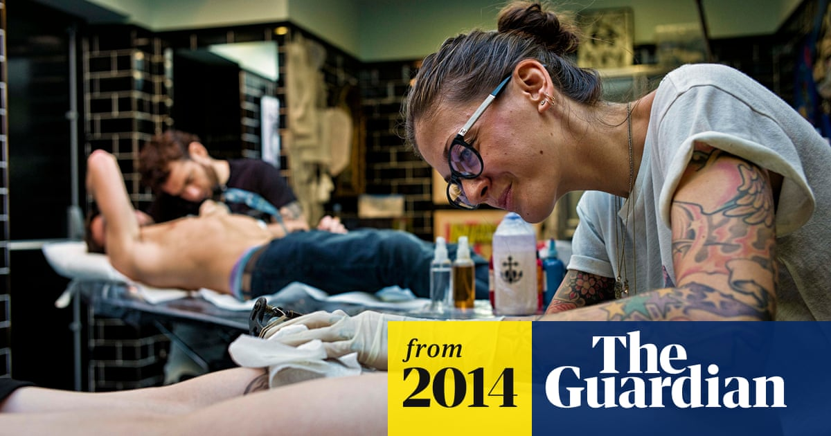 10aa3718ec8e4 How the rise of tattoo parlours shows changing face of Britain's high  streets