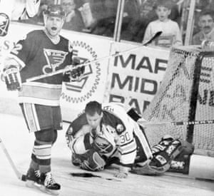 Memory Lane The Nhl In Pictures Sport The Guardian