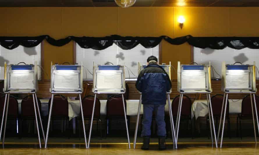 Wisconsin voter