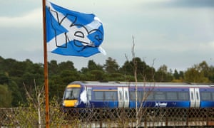 FirstGroup loses ScotRail franchise to Abellio | Business