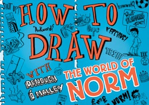 How to draw Norm