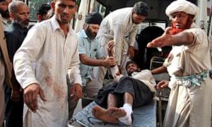 Pakistan-India skirmishes