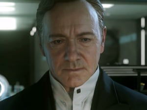 Kevin Spacey - Call of Duty: Advanced Warfare