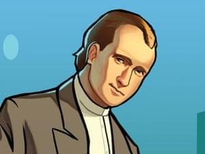 Phil Collins - Grand Theft Auto: Vice City Stories