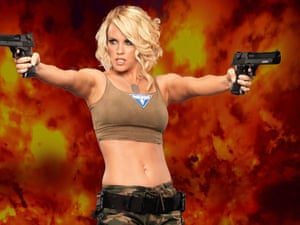 Jenny McCarthy - Command & Conquer: Red Alert 3