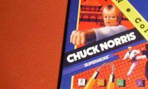 Chuck Norris - Chuck Norris, Superkicks