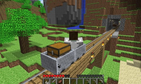 Parents! Focus less on worrying about Minecraft and more on