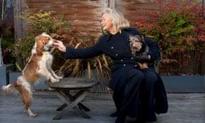 Clarissa Baldwin Dogs Trust