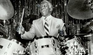 Old time Jazz man: Art Blakey and his Jazz Messengers