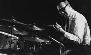 American jazz drummer Joe Morello