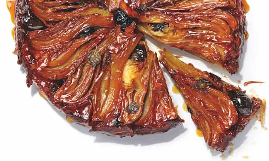 Yotam Ottolenghi's fennel tatin