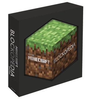 The next Minecraft book, Blockopedia, is hexagonal.
