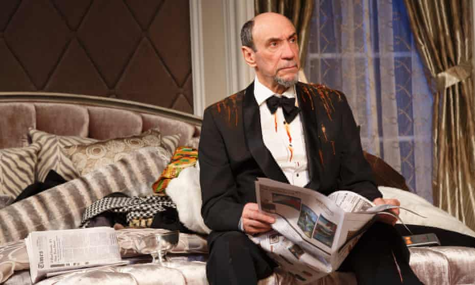 F Murray Abraham It's Only A Play