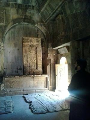 armenian stone cross