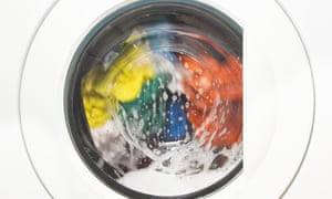 Energy use associated with doing the laundry has doubled since 1970 in spite of reductions in that used by washing machines.