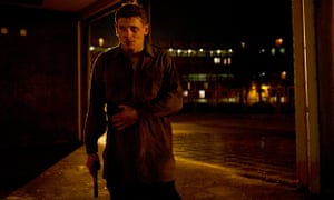 Jack O'Connell as Private Gary Hook in Yann Demange's thriller '71.