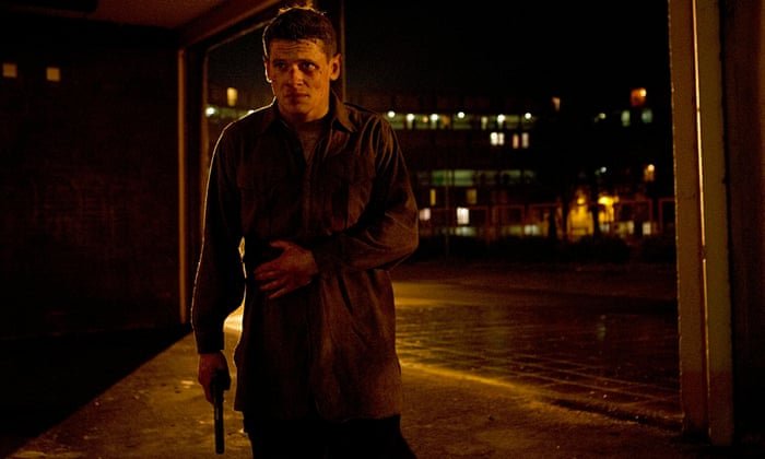 71 Review Jack Oconnell Excels In Muscular Moody Troubles