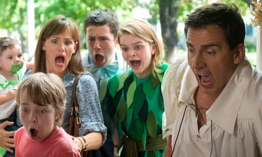 Alexander and the Terrible, Horrible, No Good, Very Bad Day garner carell oxenbould