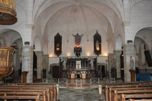 church of st caradec