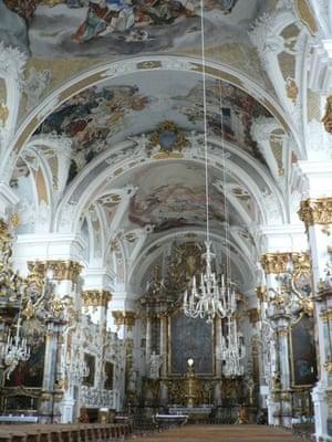 church in dillingen