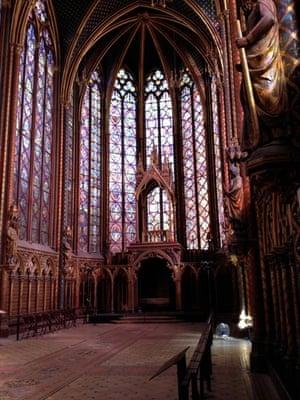 la sainte chapelle