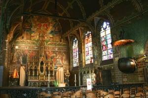 chapel holy blood bruges