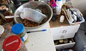 House inspectors often find shabby, overcrowded conditions. Photograph: Andy Hall for the Guardian