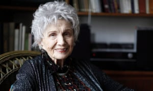 A good winner .... Alice Munro