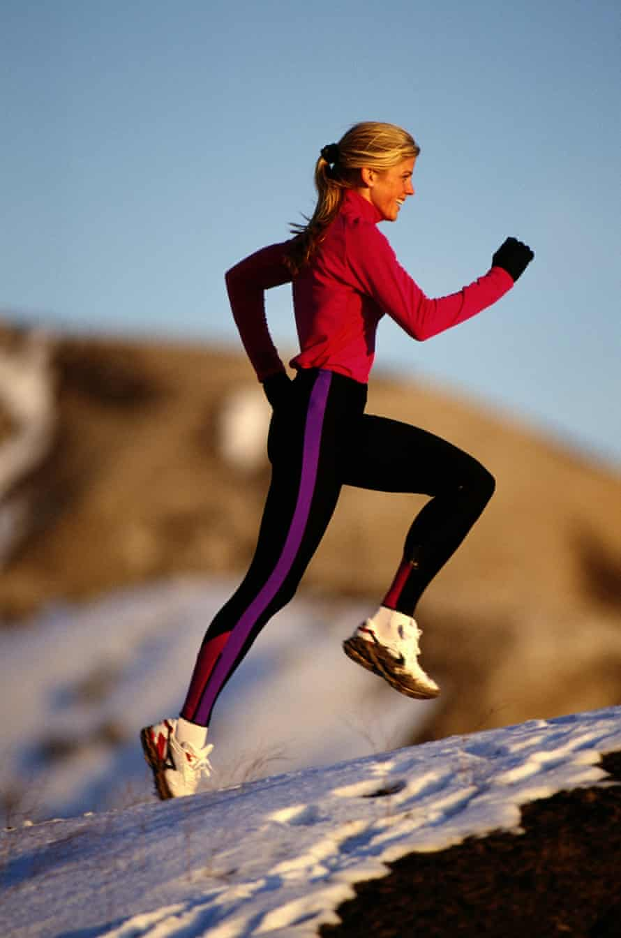 Heel striking – is it really the enemy of good running form? | Running |  The Guardian