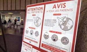 Ebola US airports