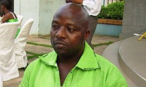 Thomas Eric Duncan, first person diagnosed with Ebola in US