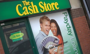 The Cash Store payday lender