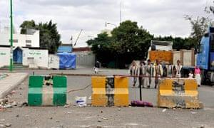 Sana'a bombing
