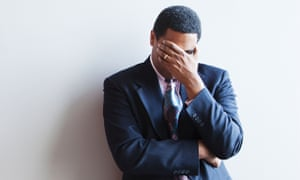 Mental Health Problems Still A Workplace Stigma Money The Guardian
