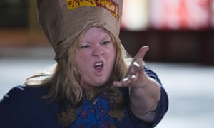 Melissa McCarthy, here seen in Tammy, who is the most likely to be cast.