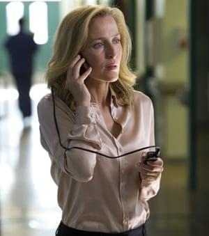 DSI Stella Gibson (Gillian Anderson) The Fall