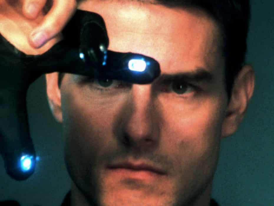 Does the future look like Minority Report? The Killer Apps in the Gigabit Age report aims to find out.