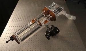 brain needle robot