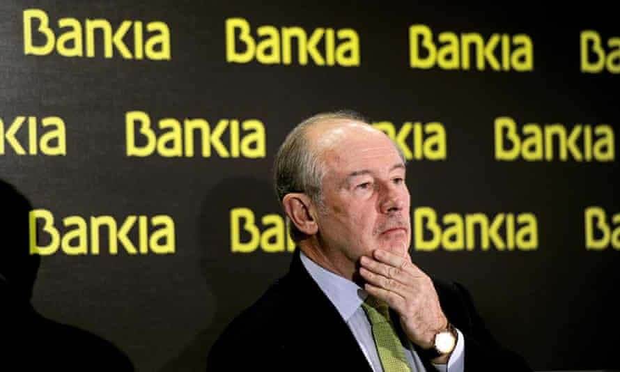 Ex-Bankia chair Rodrigo Rato