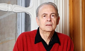 Patrick Modiano, winner of the 2014 Nobel prize in literature