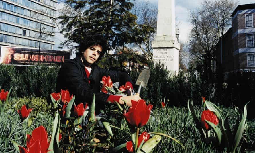 Richard Reynolds, guerrilla gardener